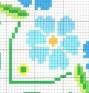 punto de cruz patrones